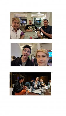 The Guys At World Crypto Con