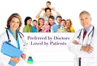 Preferred by Doctor, Loved by Patients