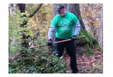 The Task Force and The Way to Happiness Foundation have contributed thousands of hours of volunteer time to create a more sustainable environment.