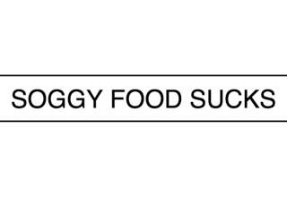 Soggy Food Sucks Logo