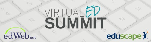 edWeb and Eduscape Partner to Co-Host Virtual Learning Summits