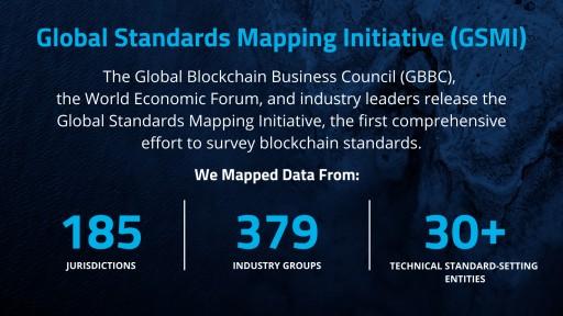 Leaders Release Unprecedented Map of Blockchain Standards