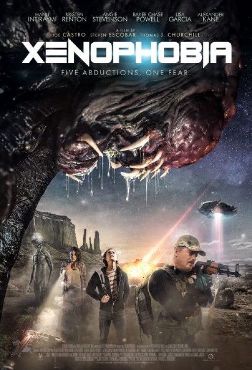Science Fiction Thriller XENOPHOBIA to Have Red Carpet Premiere Screening at Los Angeles' Landmark Theater