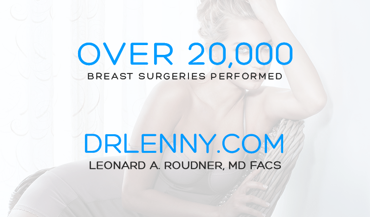 Miami Plastic Surgeon Dr  Lenny Roudner Reaches 20,000