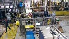 Revere manufacturing floor