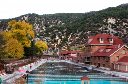 Glenwood Springs: Colors without the Crowds