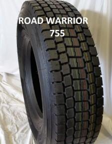 12R22.5 Road Warrior 18 Ply