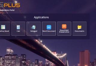 TSplus HTML5 remote Client