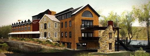 Boutique Luxury Hotel Awarded to Local Builder
