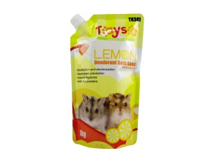 Spout pouch for pet food