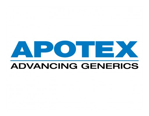 Apotex Announces $184 Million Investment to Grow U.S. Manufacturing Presence; Expansion Plan Comprises Company's Largest Investment in the United States