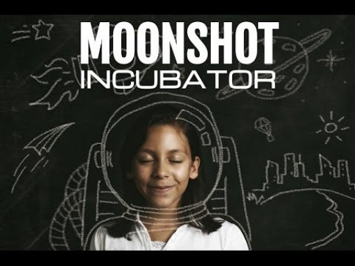We Choose to Go to the Moon! Moonshot Incubator IndieGoGo Campaign