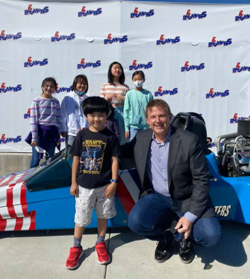 Boomers Parks Host Birthday Party for Alan S. Kim, Featured Child Actor in Oscar Nominated Movie 'Minari'