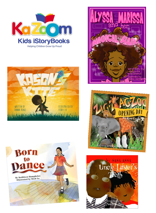 KaZoom, the Publishing Company Dedicated to Multicultural