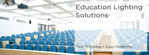 Topbulb Helps Serve Education Lighting Needw With New One-Stop Lighting Shop