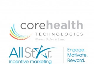 CoreHealth Technologies & All Star Incentive Marketing Logos