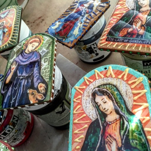Ann Burt Devotional Art Handcrafted Product Line Positioned to Sell Out This Month