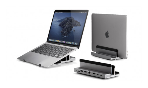 Xfanic Announces Launch of the World's First 11-in-1 Desk Organizer With USB Hub & Multi-Device Stand