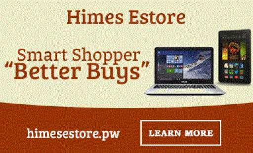 Himes EStore: News, Reviews, and Deals for the Smart Shopper