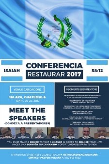 Restore Conference