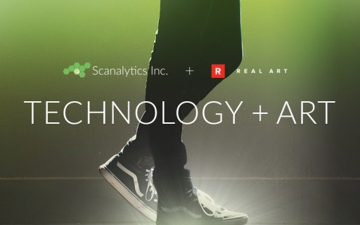 Scanalytics Inc. and Real Art Announce Alliance to Deliver Unique and Innovative Solutions