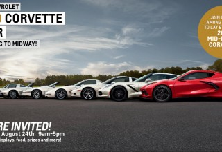 2020 Corvette Tour