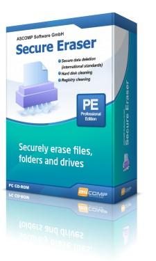 ASCOMP Secure Eraser