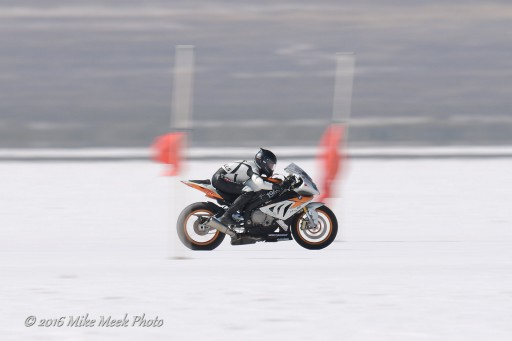 19-Time Motorcycle Speed Record Holder Erin Sills Sweeps the Three 1000cc Naturally Aspirated Land Speed Records at Bonneville Motorcycle Speed Trials With Her BMW S1000RR