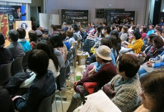 Citizens Commission on Human Rights brought the Psychiatry: An Industry of Death exhibit to Osaka to educate people about psychiatry's hidden agenda and destructive practices.