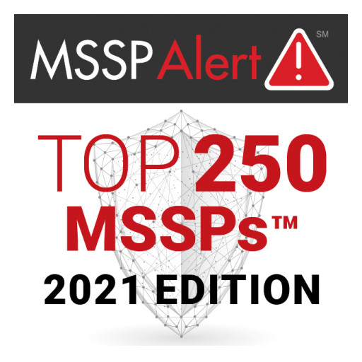 ArmorPoint Named to MSSP Alert's Top 250 MSSPs List for 2021