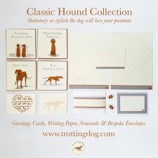 Classic Hound Collection by Trotting Dog 'Russet'
