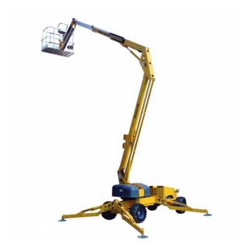 Self-Propelled Boom Lifts Market Forecast 2019-2025: QY Research