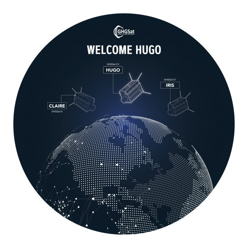 Meet Hugo: GHGSat Reveals the Name of Its Third Emissions Monitoring Satellite