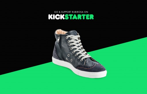 RUBIROSA Announces the Launch of the Next Level of Gentlemen's Sneakers