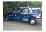 First place medium-duty tow truck