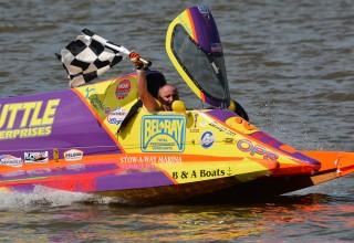 2018 NGK F1 Powerboat Championship Winner
