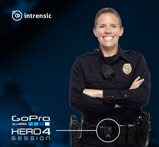Intrensic Joins the GoPro Developer Program - Enabling a Combination of GoPro Technology and Storage Capabilities for Law Enforcement