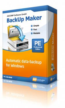 BackUp Maker for Windows 10, 8 and 7