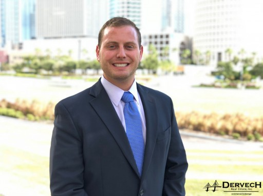 Jeff Dervech of Dervech Real Estate Recognized as One of the 40 Under 40 Finalists in 2018