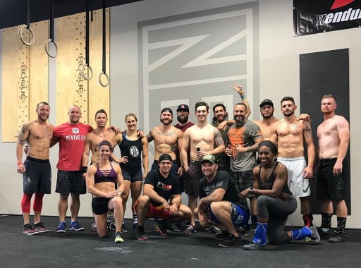 Arizona CrossFit Gym Saves Business With Greatmats Sound Floor Tiles