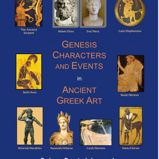 Author Says 2400-Year-Old Temple and Vase Art From Greece Depicted Adam, Cain, Noah, and Other Genesis Figures