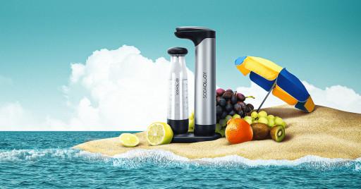 Sodaology Announces Launch of AllFizz - Instant Sparkling Water & Seltzer Maker