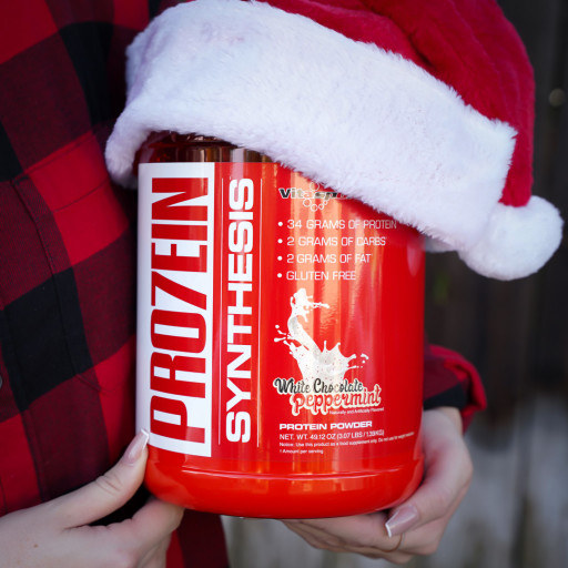 NUTRISHOP® Ushers in Holiday Cheer with New Flavor of PRO7EIN Synthesis™