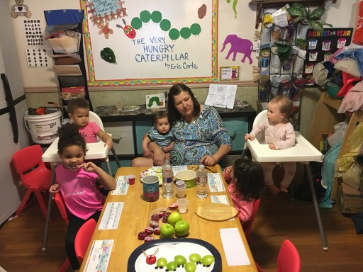 Weaving Pre-K and Nutrition Together for Lifelong Learning