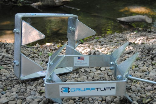 Gruffers LLC is Diving Into the Boating Industry With Their Box Anchor