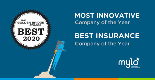 Mylo Honored as 'Most Innovative Company of the Year' and 'Insurance Company of the Year' by 2020 Golden Bridge Business and Innovation Awards