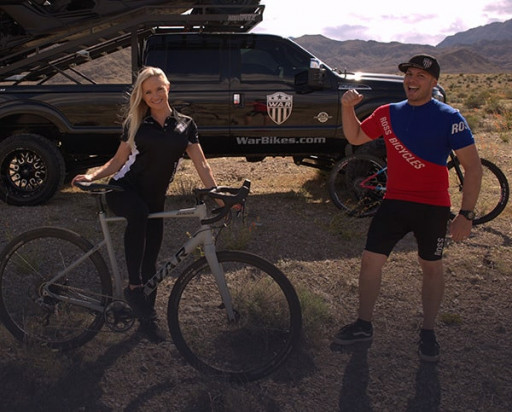 Ross Bikes Family Hits Big: Bike Booming and Sales Surging: - ROSS Joins Their Brand W.A.R.