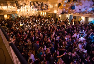 New Year's Eve Party 2018 at the Drake Hotel Chicago - Grand Ballroom