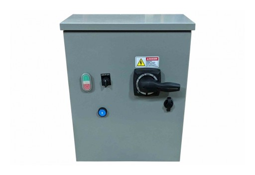 Larson Electronics Releases Simplex Pump Station Motor Control Starter, 2 HP, 230V, 6.8A Max, N3R