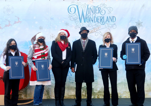 Holiday Spirit is Alive, Well and Safe at Winter Wonderland in Kansas City